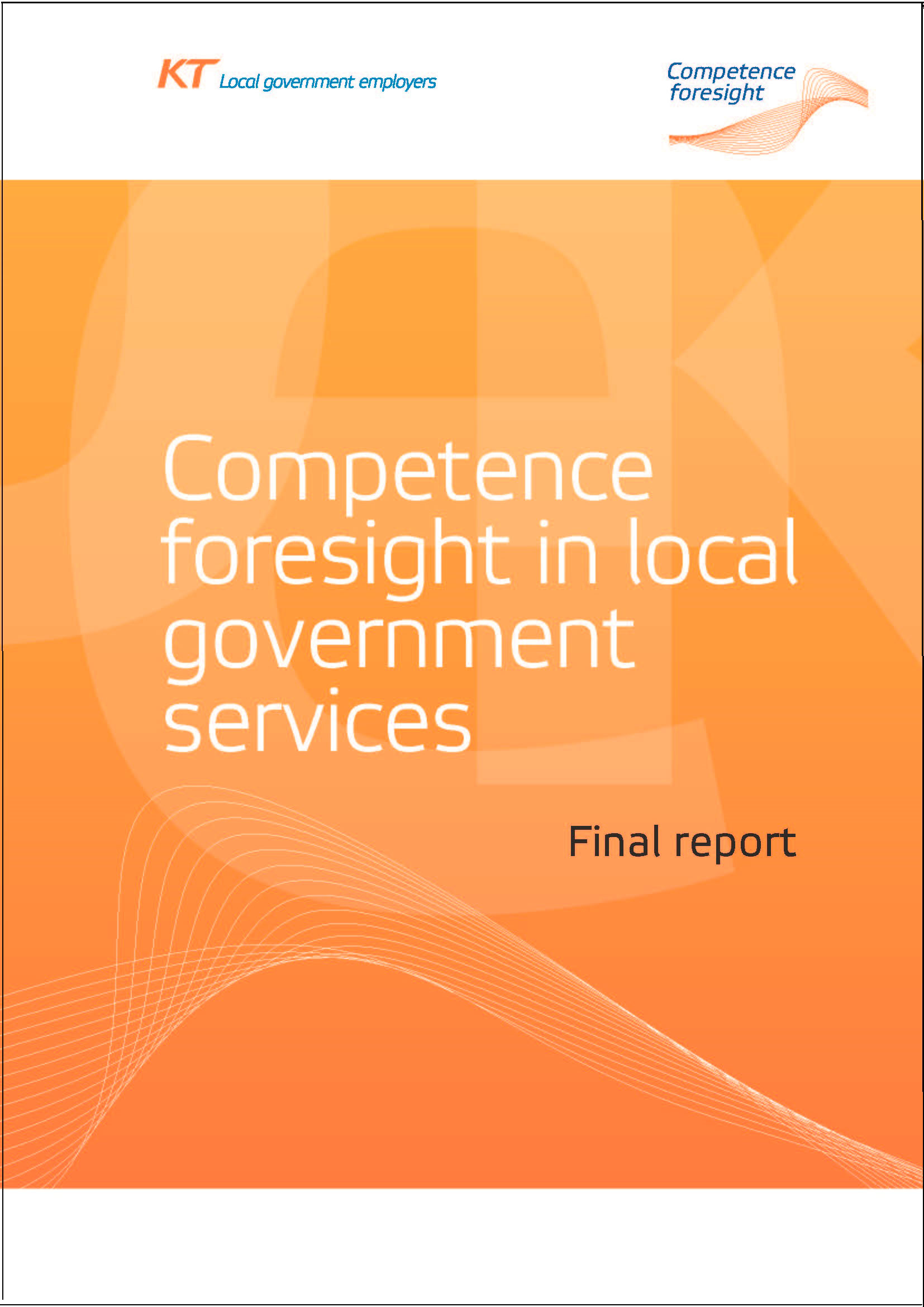Competence foresight book cover